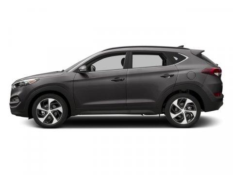 2016 Hyundai Tucson Limited Coliseum GreyBlack V4 16 L Automatic 7 miles Giving customers mor