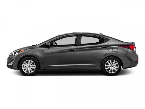 2016 Hyundai Elantra SE Shale Gray Metallic V4 18 L Automatic 36802 miles New Arrival CarFax