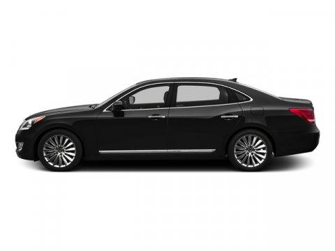 2016 Hyundai Equus Caspian BlackJet Black V8 50 L Automatic 4296 miles  Rear Wheel Drive  Ai