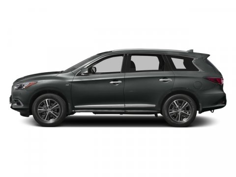 2016 Infiniti QX60 Graphite ShadowGraphite V6 35 L Variable 100 miles In the world of 7-passe