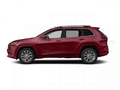 2016 Jeep Cherokee Deep Cherry Red Crystal Pearlcoat V6 32 L Automatic 0 miles 4X4 BLUETOOTH