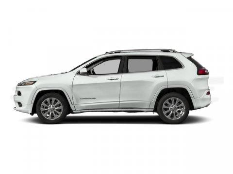 2016 Jeep Cherokee Latitude Bright White ClearcoatBlack V6 32 L Automatic 3000 miles SUV buyi