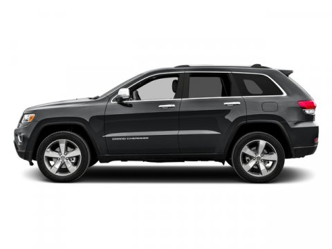 2016 Jeep Grand Cherokee Granite Crystal Metallic Clearcoat V6 36 L Automatic 0 miles BACK-UP