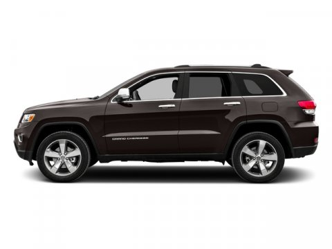 2016 Jeep Grand Cherokee LUXURY BROWN PEARL COAT V6 36 L Automatic 0 miles BACK-UP CAMERA 4X