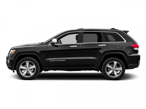 2016 Jeep Grand Cherokee Brilliant Black Crystal Pearlcoat V6 36 L Automatic 12 miles BACK-UP