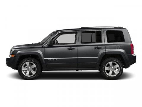 2016 Jeep Patriot GRANITE CRYSTAL V4 24 L  0 miles 4X4 BLUETOOTH MP3 Player SAT RADIO  T