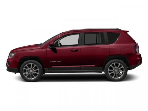 2016 Jeep Compass C Deep Cherry Red Crystal PearlcoatCLOTHVINYL V4 20 L Automatic 10 miles O