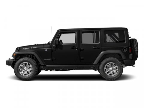 2016 Jeep Wrangler Unlimited Black Clearcoat V6 36 L  0 miles 4X4 MP3 Player KEYLESS ENTRY