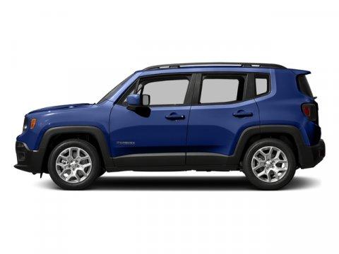 2016 Jeep Renegade JETSET BLUE V4 24 L  0 miles BACK-UP CAMERA 4X4 BLUETOOTH MP3 Player K