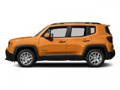 2016 Jeep Renegade Sport Omaha OrangeCLOTH V4 14 L Manual 10 miles Prepare to tackle nature w