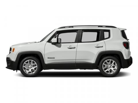 2016 Jeep Renegade Alpine White V4 24 L  0 miles BACK-UP CAMERA 4X4 BLUETOOTH MP3 Player
