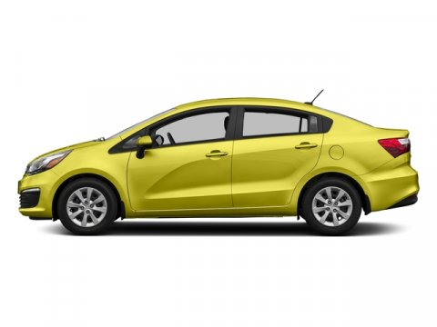 2016 Kia Rio LX Digital Yellow V4 16 L Manual 0 miles The 2016 Kia Rio is engineered to provi