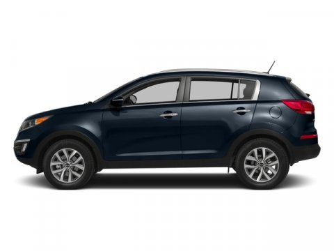 2016 Kia Sportage EX Twilight Blue V4 24 L Automatic 0 miles Good things come in perfectly si