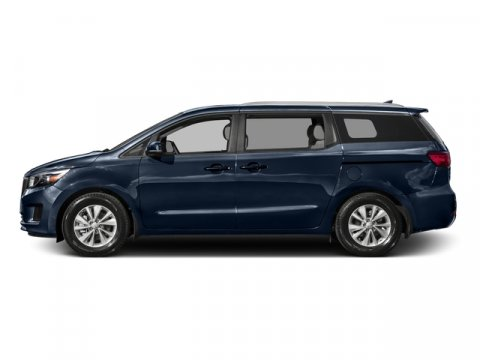 2016 Kia Sedona SX wNavigation Midnight Sapphire Pearl MetallicGray V6 33 L Automatic 74 mile
