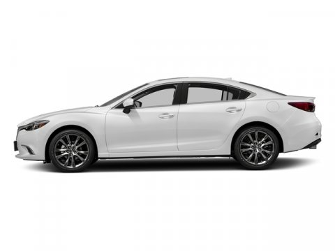 2016 Mazda Mazda6 i Grand Touring Snowflake White Pearl MicaBlack V4 25 L Automatic 12113 mile
