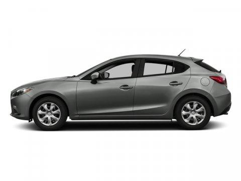 2016 Mazda Mazda3 i Touring Liquid Silver MetallicBlack V4 20 L Automatic 10 miles In the wor
