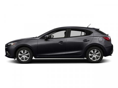 2016 Mazda Mazda3 i Touring Meteor Gray MicaBlack V4 20 L Automatic 10 miles In the world of
