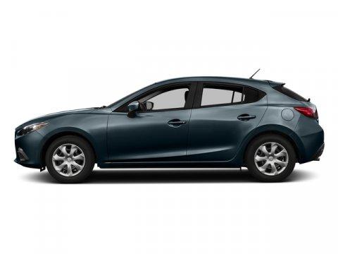 2016 Mazda Mazda3 i Sport Blue Reflex MicaBlack V4 20 L Automatic 10 miles In the world of co