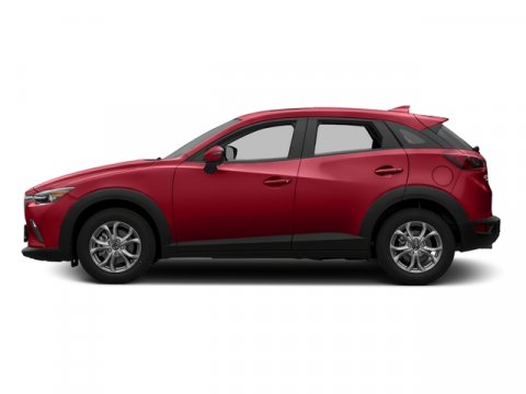 2016 Mazda CX-3 Touring Soul Red MetallicBlack V4 20 L Automatic 10 miles  SOUL RED METALLIC