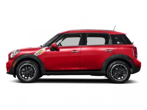 2016 MINI Cooper Countryman S Blazing Red MetallicCarbon Black V4 16 L Automatic 9 miles  BLA