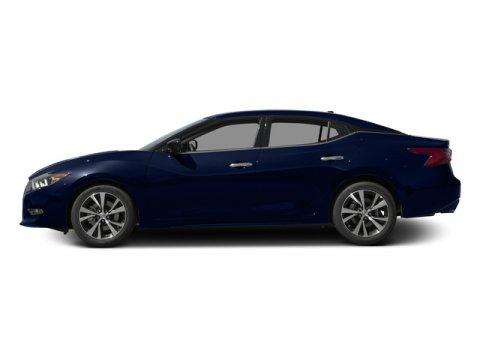 2016 Nissan Maxima 35 SR Deep Blue Pearl V6 35 L Variable 0 miles The ever-popular Nissan se