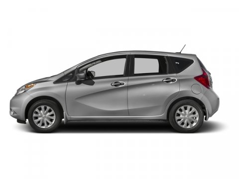 2016 Nissan Versa Note S Brilliant Silver MetallicCharcoal V4 16 L Manual 0 miles  Front Whee