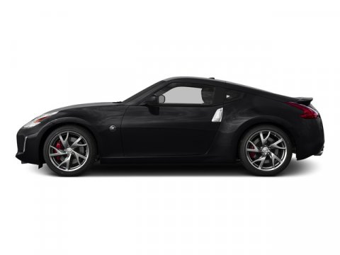 2016 Nissan 370Z Sport Magnetic Black V6 37 L Automatic 0 miles Featuring a sleek and sporty