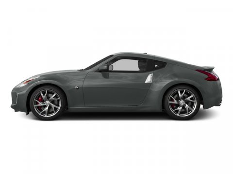2016 Nissan 370Z Gun Metallic V6 37 L Manual 0 miles Featuring a sleek and sporty exterior t
