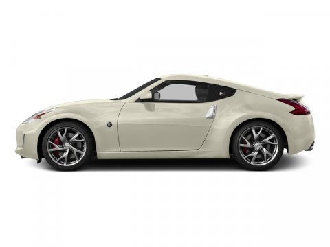 2016 Nissan 370Z Pearl White V6 37 L Manual 0 miles Featuring a sleek and sporty exterior th