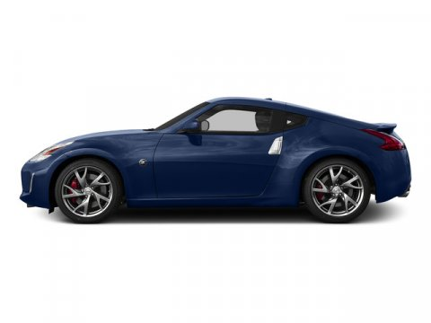 2016 Nissan 370Z Deep Blue Pearl V6 37 L Manual 0 miles Featuring a sleek and sporty exterior
