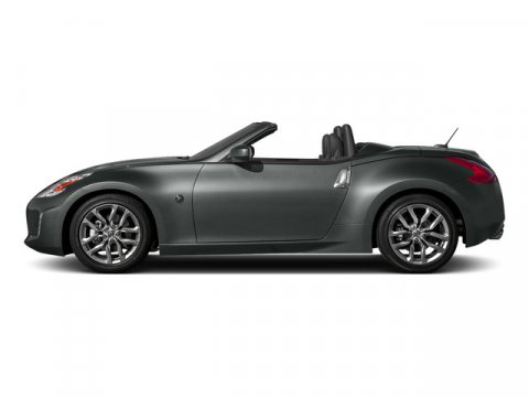 2016 Nissan 370Z Touring Gun Metallic V6 37 L Automatic 0 miles Featuring a sleek and sporty