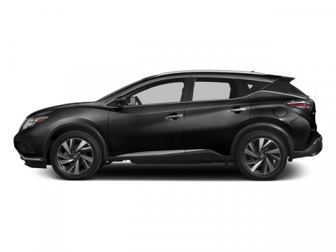 2016 Nissan Murano SL Magnetic Black Metallic V6 35 L Variable 0 miles Inspired by the future