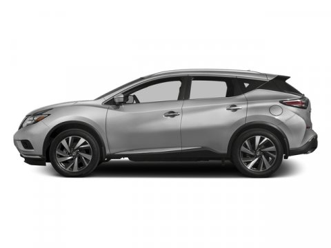 2016 Nissan Murano Platinum Brilliant Silver MetallicBlack V6 35 L Variable 0 miles  Front Wh