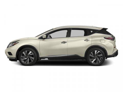 2016 Nissan Murano Platinum Pearl WhitePREMTECH PKG V6 35 L Variable 0 miles Inspired by the