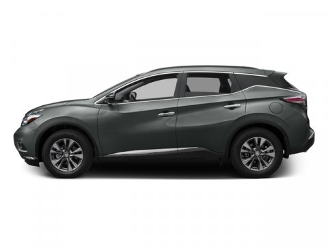 2016 Nissan Murano S Gun Metallic V6 35 L Variable 0 miles Inspired by the future of aerospac