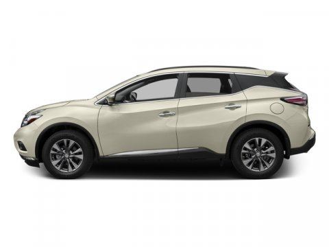 2016 Nissan Murano S Pearl White V6 35 L Variable 0 miles Inspired by the future of aerospace