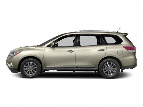 2016 Nissan Pathfinder Platinum Pearl White V6 35 L Variable 0 miles The Nissan Pathfinder is
