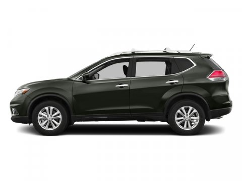 2016 Nissan Rogue S Midnight JadeCharcoal V4 25 L Variable 0 miles  Front Wheel Drive  Power