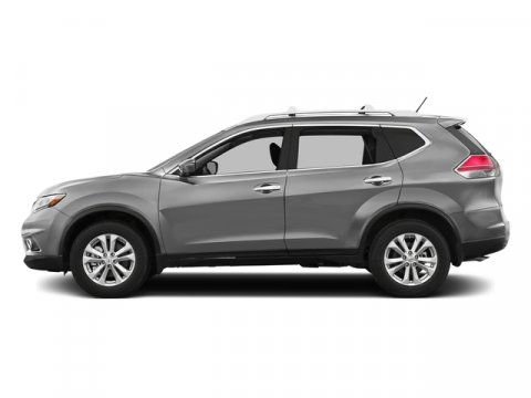 2016 Nissan Rogue S Brilliant SilverCharcoal V4 25 L Variable 10 miles  All Wheel Drive  Pow
