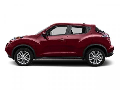 2016 Nissan JUKE SV Cayenne RedBlack V4 16 L Variable 0 miles  Turbocharged  Front Wheel Dri