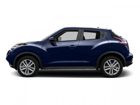 2016 Nissan JUKE SV Cosmic BlueBlackRed V4 16 L Variable 0 miles  Turbocharged  Front Wheel