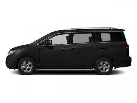 2016 Nissan Quest SV Super Black V6 35 L Variable 0 miles Inspired by super high-speed trains