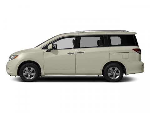 2016 Nissan Quest SV White Pearl V6 35 L Variable 0 miles Inspired by super high-speed trains