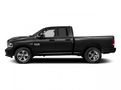 2016 Dodge 1500 Sport Brilliant Black Crystal Pearlcoat V8 57 L Automatic 25 miles BACK-UP CA