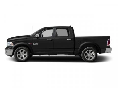 2016 Ram 1500 Laramie Brilliant Black Crystal PearlcoatBlack V8 57 L Automatic 5227 miles 4WD