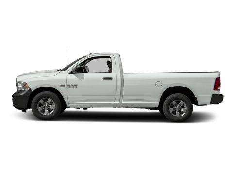 2016 Ram 1500 Tradesman Bright White Clearcoat V6 30 L Automatic 2669 miles  Rear Wheel Drive