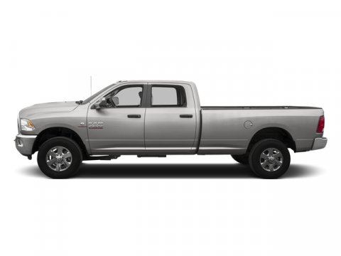2016 Ram 3500 Laramie Bright Silver Metallic ClearcoatLEATHER TRIMMED V6 67 L Automatic 10 mil