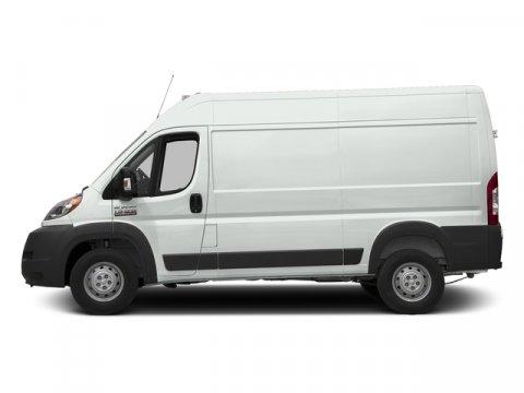2016 Ram ProMaster Cargo Van Base Bright White ClearcoatGray V6 36 L Automatic 90500 miles Ne