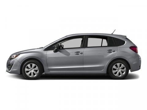 2016 Subaru Impreza Wagon 20i Premium Ice Silver MetallicBlack V4 20 L Variable 17647 miles