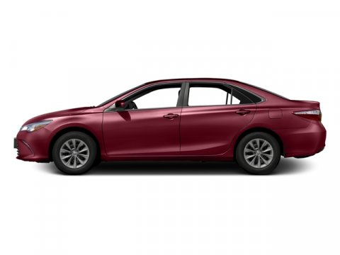2016 Toyota Camry LE Ruby Flare PearlBlack V4 25 L Automatic 32 miles  Front Wheel Drive  Po